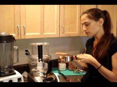 Raw Chocolate, Macadamia Macaroons - Dehydrator Recipe