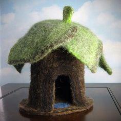 Leah's Gnome Home...