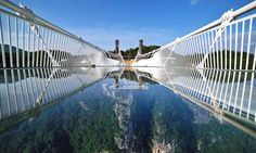 World's tallest and longest glass bridge closes after only 13 days