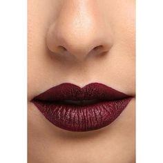 Mistress LA Splash Matte Lipstick ($14) ❤ liked on Polyvore featuring beauty products, makeup, lip makeup, lipstick and lasplash