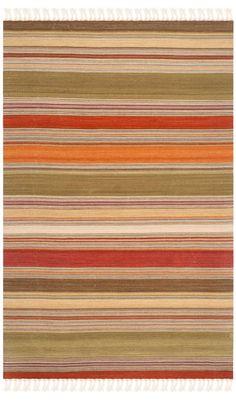 Striped Kilim STK317 Rug