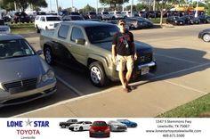 #HappyBirthday to John from Collin McAdams at Lone Star Toyota of Lewisville!  https://deliverymaxx.com/DealerReviews.aspx?DealerCode=E208  #HappyBirthday #LoneStarToyotaofLewisville