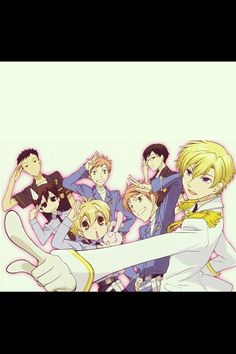 Ouran Highschool Host Club Iphone Wallpaper Twins