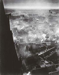 Chartres in Winter, 1946, Brassai.