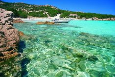 The most amazing place in the world! La Maddalena Italy
