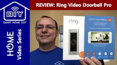 How To Install Ring Doorbell On Vinyl Siding Youtube