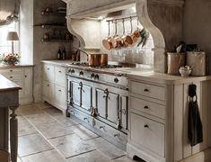 From Belgium With Love — Figura | Bespoke Kitchens | Property Renovation | Surrey, UK La Cornue, Range Cooker, Tv Storage, Bespoke Kitchens, Step Inside, Victorian Homes, Kitchen And Bath, Belgium, Kitchen Cabinets