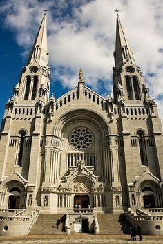 St. Anne de Beaupre in Quebec, Canada