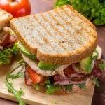 #White Bean and Avocado Sandwich Recipe