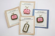 Military Charms, Army Charms, Army by JOcustomdesigns on Etsy https://www.etsy.com/listing/280680102/military-charms-army-charms-army