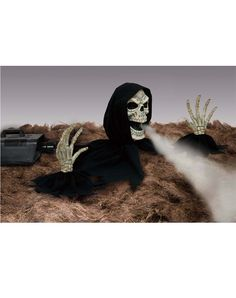 $29.99 Ground Breaker Reaper Fogger Accessory- Spirit Halloween