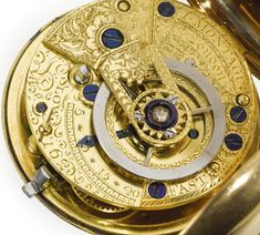 c1810 James Montague, London AN UNUSUAL SMALL GOLD HALF-HUNTING CASED VERGE WATCH 1810, NO. 162 Estimate  1,200 — 1,800  GBP 1,553 - 2,329USD. unsold