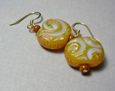 Translucent Earrings | Flickr - Photo Sharing!