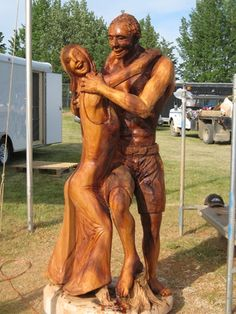 49 Best Creative Chainsaw Carvings Images On Pinterest