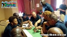 Saint-Gobain Construction Products Resilience team building Centurion #tbae #teambuilding #resilience