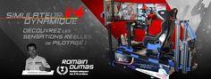 JCL SIMRACING : La V4 en action avec Romain DUMAS