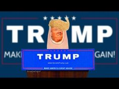 Donald Trump Nail Art Tutorial - http://www.nailtech6.com/donald-trump-nail-art-tutorial/