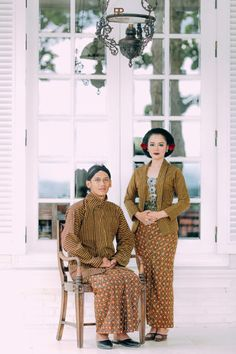 Engagement photoshoot with traditional theme | http://www.bridestory.com/reza-prabowo-photography/projects/ajeng-feri