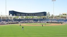 Maryvale Baseball Park Is Located In Phoenix. It Is The Spring Training  Home For The MLB Milwaukee Brewers And Seats
