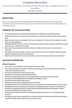 58cf502dfa200f1473090f8cb57a60e7 Sample Engineering Resume Usa Format on job application, for high school students,