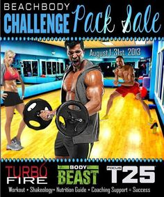 AMAZING Deals  WANTED:  3 Females and 3 Males READY to COMMIT to join out NEXT challenge! What do you get: Amazing deal includes your choice of #turbofire #t25 #bodybeast along with your flavor of choice of #shakeology. You will be part of a FB Motivating group including a meal plan to help you #eatclean AND a #coachjanetf (ME) to help motivate and inspire you! So what are you waiting for add me FB.com/Heavenly323