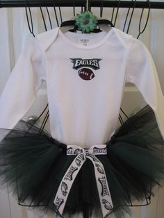 Philadelphia Eagles Tutu I need a daughter lol :-)