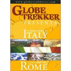 Globe Trekker: Italy Rome (dvd_video)