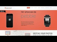 GPS4cam is software for your Android or iPhone which allows photographers to easily log GPS locations for their photographs. Using Adobe Lightroom or gps4cam's desktop software, photographs can easily be geotagged thanks to the data captured via gps4cam.  Now GPS4cam partnered with Pebble to offer even more of a mobile experience with quick adjustments of your tracking. Read the full article and check out my video at http://scottwyden.com/gps4cam-pebble/