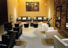 ¡Cómodos espacios para tus clientes!