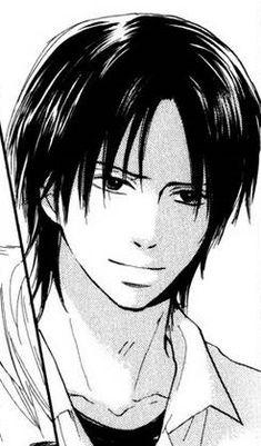 Nakagawa, Sensei, kiss shite li desu ka?, Chiba Ryouko, manga