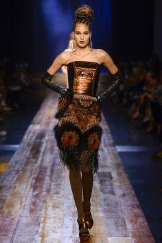 Jean Paul Gaultier Haute Couture Fall/Winter 2016-2017 48