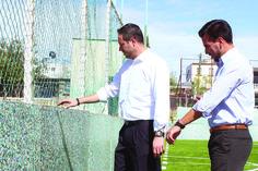 Rehabilitan unidades deportivas con 2.5 mdp de Chihuahua y Cuauhtémoc