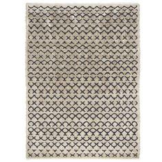Oyo rug, natural linen-dark grey  Manufacturer: Kristiina Lassus  Design: Kristiina Lassus