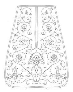 18th-century pocket pattern