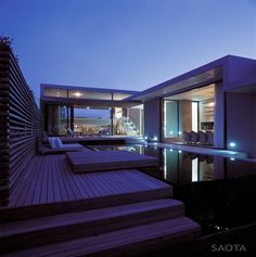#modern #architecture #house #pool