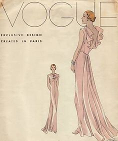1930S Inspired Dresses | Ms Hepburns Closet: 1930's Hollywood Glamour