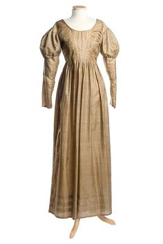 Two-piece brocade dress, 1836 | Flickr - Photo Sharing!