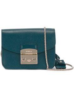 FURLA 'Metropolis' satchel bag. #furla #bags #shoulder bags #hand bags #leather #satchel #