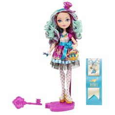 Ever After high doll  She is just too cute in the episodes! :)