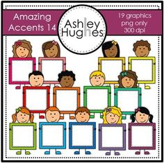 Free clip art from Ashley Hughes on tpt. She has other amazing products so check out her page