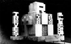 Fortunato Depero, Book Pavilion, Italy, 1927