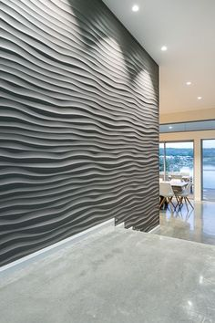 Wall Panels Dunes Design Wall Panels In Gold Coast Waterfront Home Wall Panels Wooden Modeling Wall Panels In Max Textured Wall Panels, Decorative Wall Panels, 3d Wall Panels, Bedroom Wall Panels, Accent Wall Panels, Painting Textured Walls, 3d Wandplatten, 3d Wall Tiles, 3d Wall Art