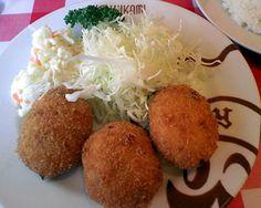 カニコロッケ ヨシカミは浅草の洋食店!うますぎて申し訳けないス!