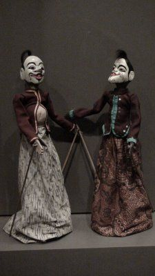 ... Gustavo Thomas Theatre: Javanese Rod Puppets Collection at Asian Art Museum of San Francisco.