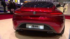 Alfa Romeo Gloria, via YouTube.