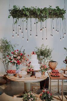 {Camila ♥ Marcelo} Casamento rústico e vintage em Belo Horizonte