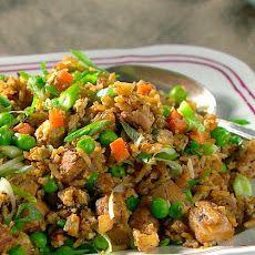 Pork Fried Rice XVIII Recipe