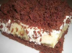 Krtkova torta na plechu | Chutné recepty na každý deň | Mňamkyrecepty.sk