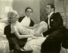 Miriam Hopkins, Fredric March and Gary Cooper Design for Living (1933) shanghai Іily