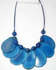 Collares y Bisutería colombiana en Asahi, Collares en Tagua, Totumo, Collar de Semillas y Piedras - Productos de Colombia - Colombian Bijouterie Online store